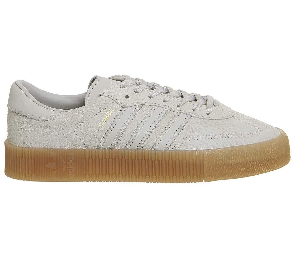 Adidas Damen SambaRosa W Fitnessschuhe schwarz EU