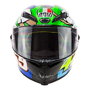 AGV Pista GP Limited Edition Mugello 2017 Street Motorcycle Helmet - Multicoloured/Medium/Large
