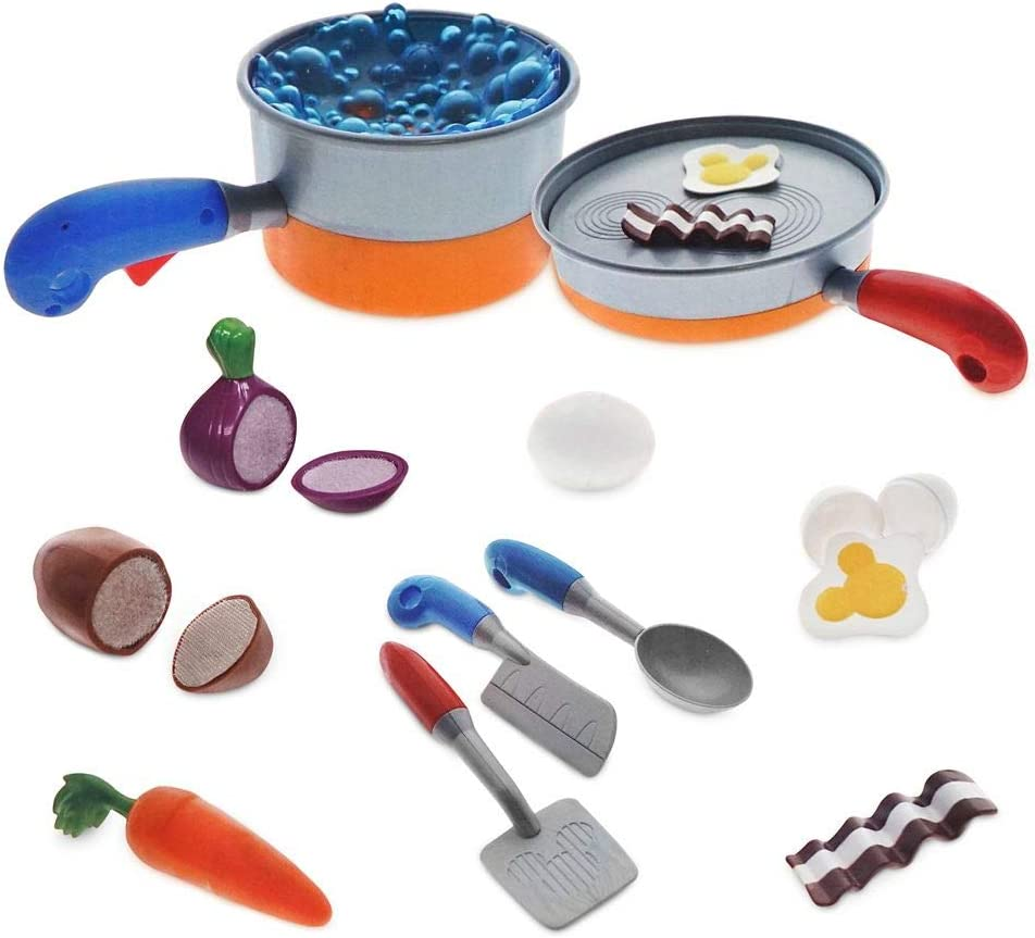 Disney Mickey Mouse Breakfast Cooking Play Set