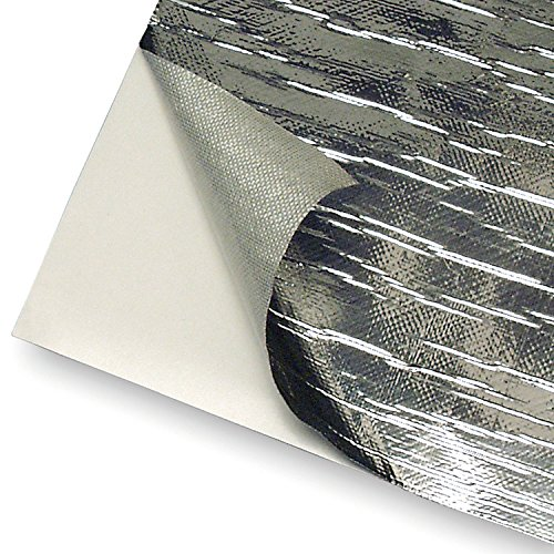 DEI 010412 Reflect-A-Cool Heat Reflective Adhesive Backed Sheets, 36