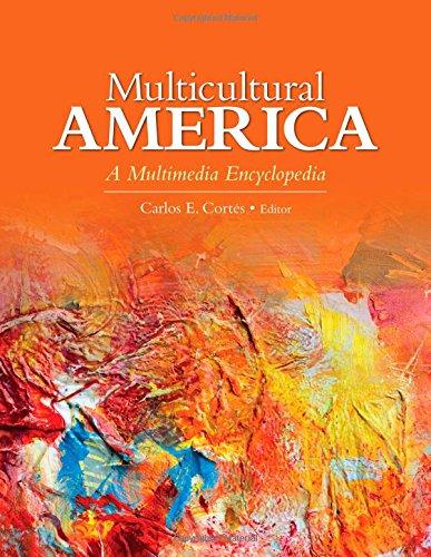 Multicultural America: Four-Volume Set