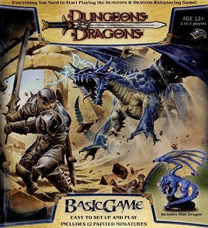 Dungeons and Dragons Basic Game 2006 (Dungeons & Dragons): Sernett ...