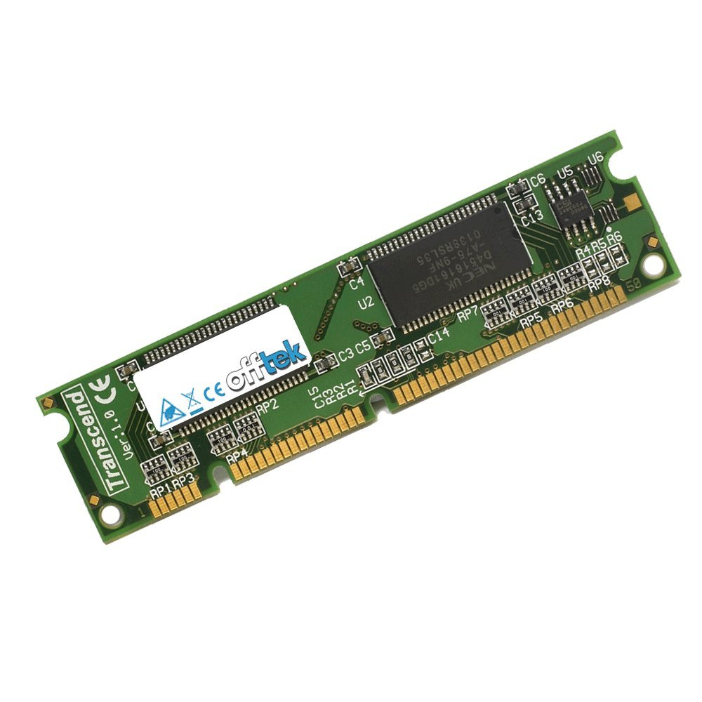 128MB RAM Memory for Dell Laser Printer 1720 (PC100) - Printer Memory Upgrade