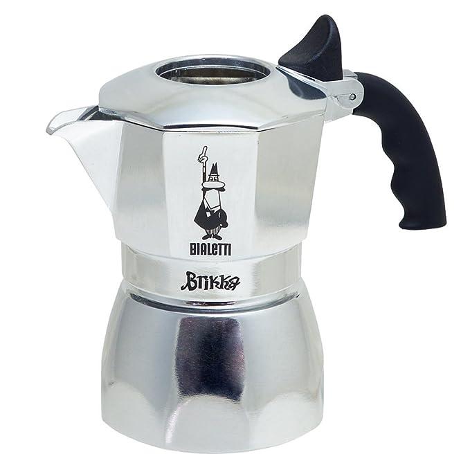 150 opinioni per Bialetti 0006188- Moka da 2 tazze con valvola per crema