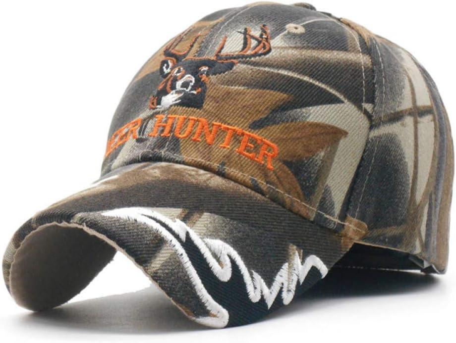 SADUZI Baseball Cap Embroidered Cap Men Camouflage Baseball Caps Tactical Style Cap Casual Cool Dad Hat Fishing Bone Casquett