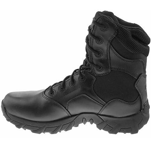 Magnum Cobra 8.0 Composite Toe escáner seguro seguridad botas tamaños 4 - 14, negro - negro, Talla 48 EU: Amazon.es: Zapatos y complementos