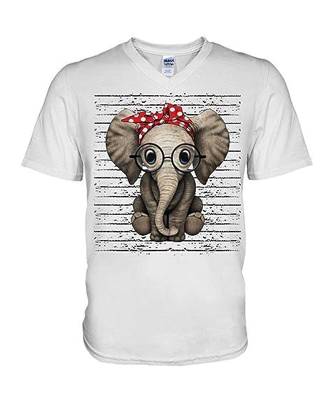 93e7005b9 Amazon.com  Save Elephants - Save Animal T Shirt  Clothing