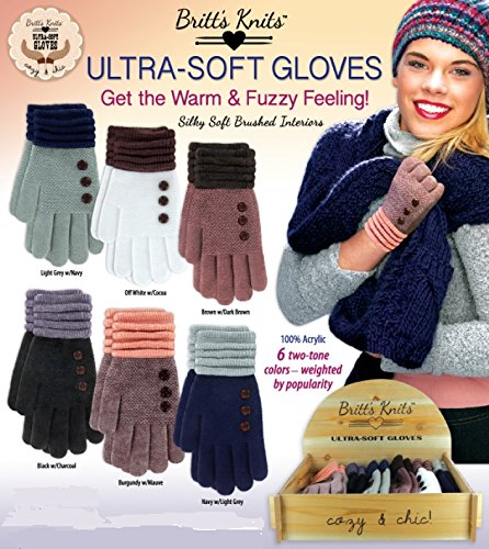 Ultra Soft Gloves