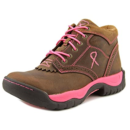 Twisted X Boots WAL0007 All Around Lace Up Boot (Women's) he0BG