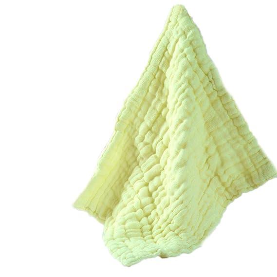 Mengonee toallitas de bebé para toallitas sensibles para la piel Toallas de algodón toallitas de gasa: Amazon.es: Ropa y accesorios