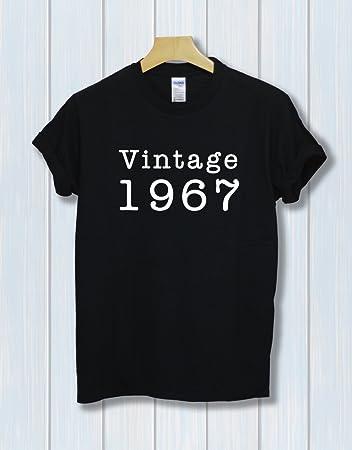 Amazon.com: 50º cumpleaños TSHIRT playera T Shirt Tee ...