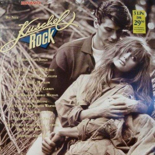 Various - Kuschelrock 2 - CBS - CBS 463097 1 (Kuschelrock 1)