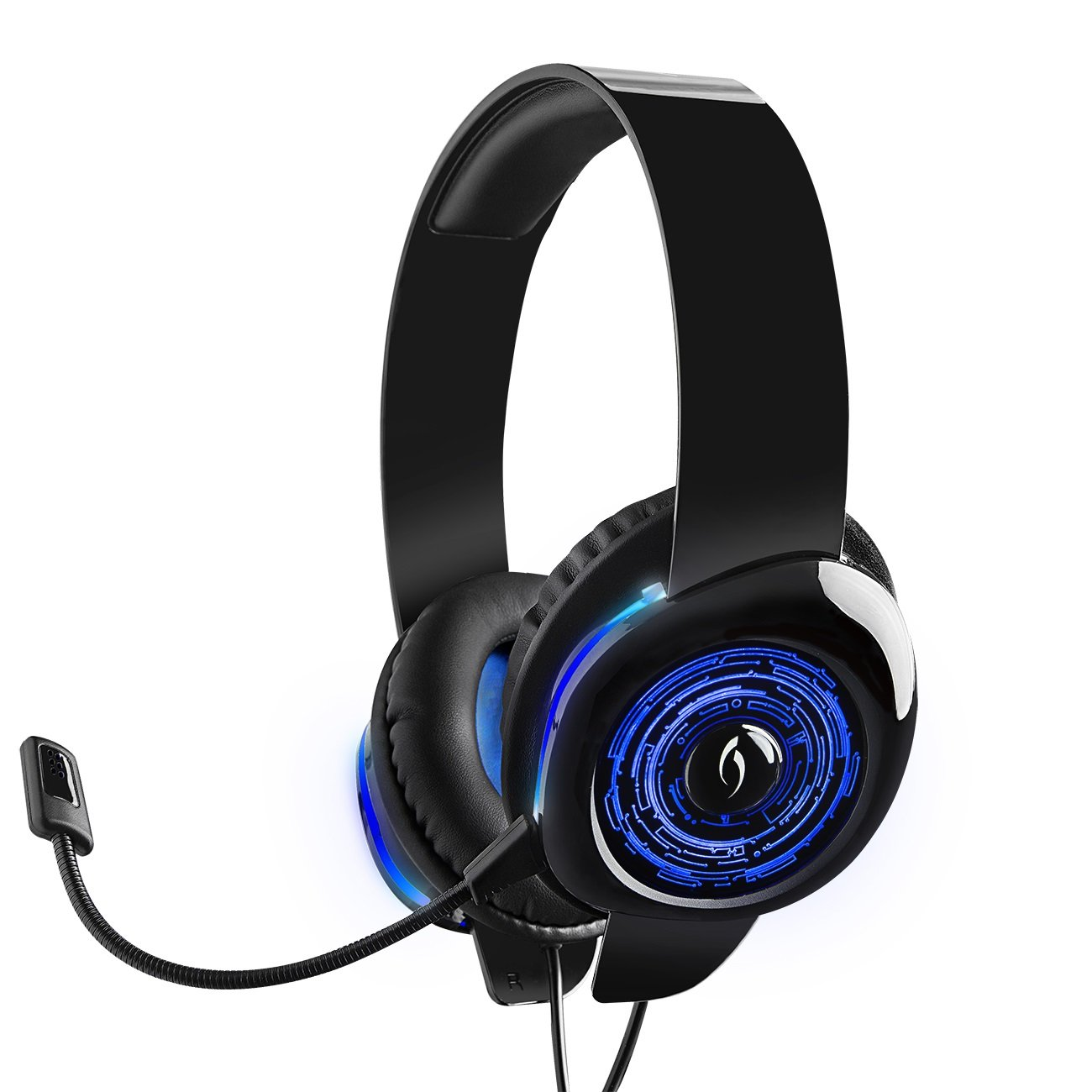PDP Afterglow AGU.50 Wired Headset - Xbox 360 (Certified Refurbished) by PDP