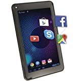 "Tablet Quad Core 7"" Dz7Bt Wifi 1Gb Preto"