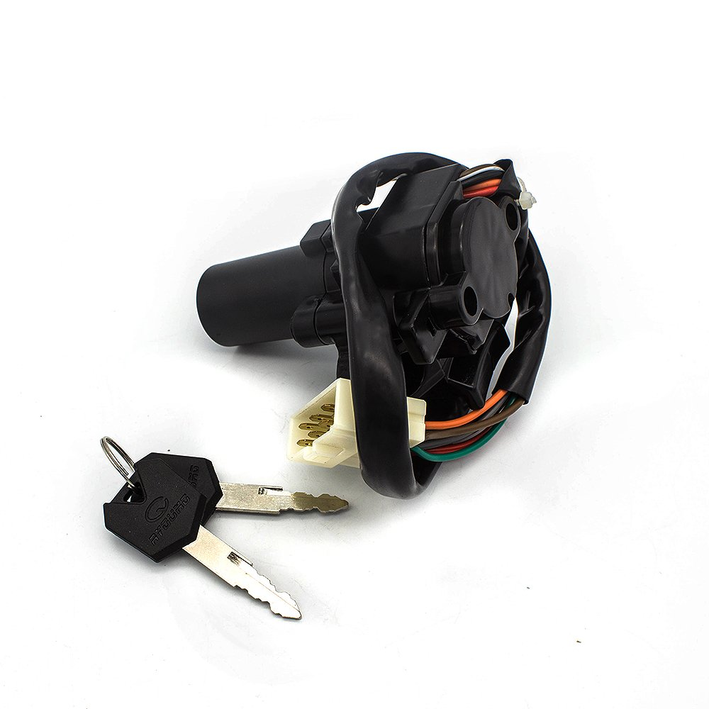 PROCNC For KAWASAKI ZX9R 1998-2003 Ignition Switch 2Key 7 Wires /&8 Plugs 2002 2001 2000 2003