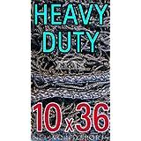 Baseball Net - 36' x 10' - (Fully Edged & Heavy Duty)