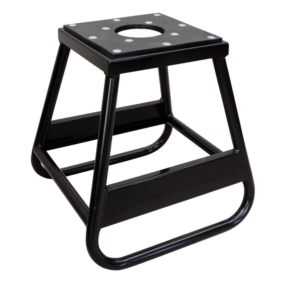 TRACKSIDE Steel MX Box Stand - Black