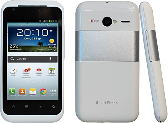 SmartPhone G20. Pantalla 3,5