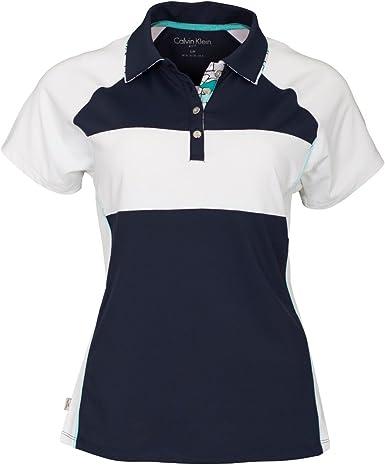 Calvin Klein - Camisa deportiva - para mujer: Amazon.es: Ropa y accesorios