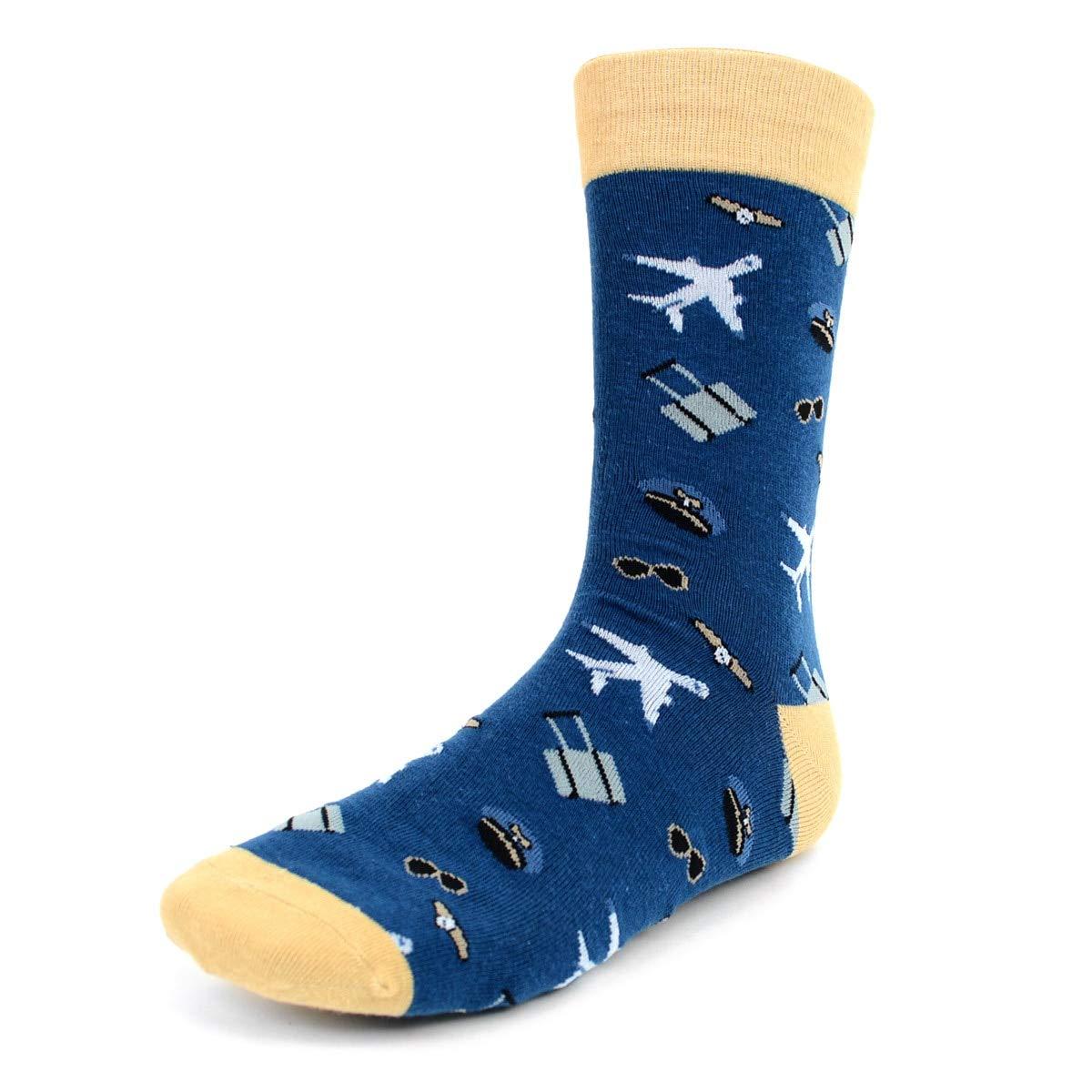 Urban-Peacock Men's Novelty Socks – Multiple Patterns!