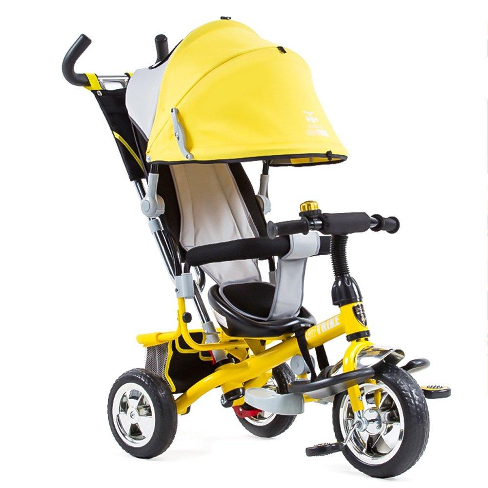 HAIZHEN マウンテンバイク リクライニングバックレストを備えた1つの子供の新しいデザイン4 新生児 B07C6F8F6T