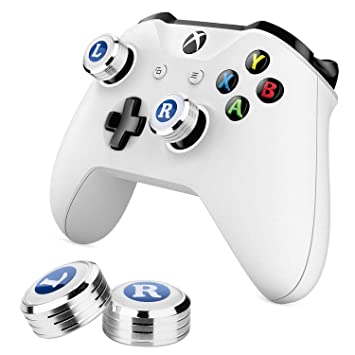 Epindon FPS Thumbsticks, Analog Caps, Joystick Cover for Xbox One