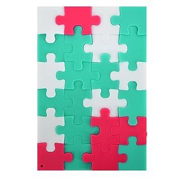 Rebecca DIY Puzzles Composición Cuadernos Creative A6 ...