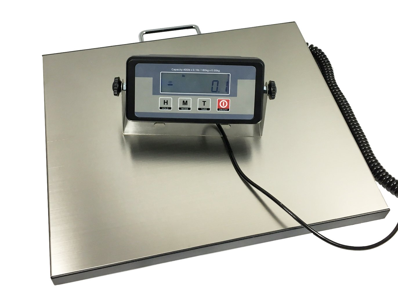 Angel USA 400 Pound Physician Digital Scale Body Weight Doctor Weighing Balance for Office, Home, Gym by ANGEL USA (Image #2)