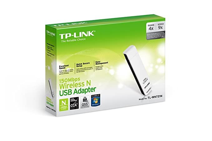Download Drivers: TP-LINK TL-WN721NC V1 Wireless Adapter