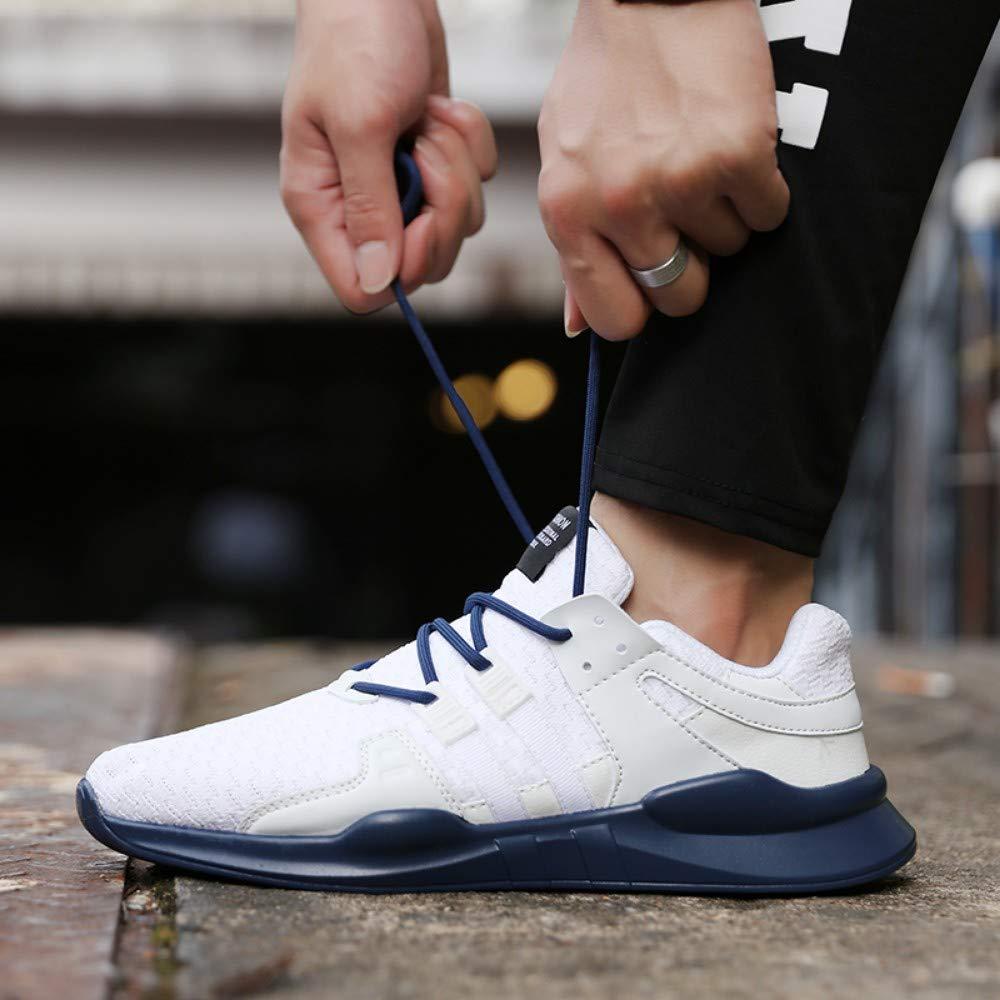 YAYADI Bequeme Schuhe Männer Schuhe Leichte Atmungsaktive Turnschuhe Outdoor Trainer Athletische Athletische Trainer cc5f7e