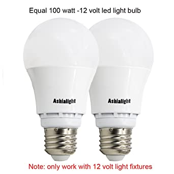Bombillas LED de bajo voltaje de 12V, 3 W, 7W
