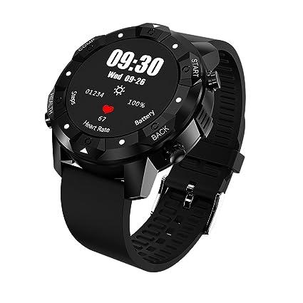 HAIT Reloj Inteligente 1 + 16GB Tres Anti-IP67 A Prueba De Agua Swim Old