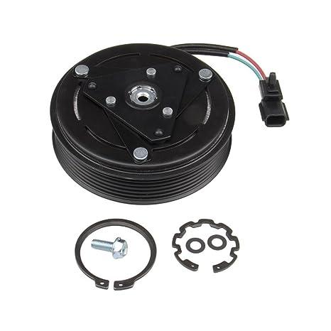 bang4buck aire acondicionado A/C compresor embrague placa + Kit de polea para Nissan Sentra