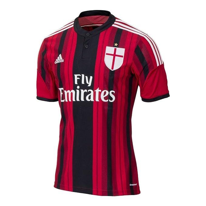 AC Milan Adidas Originals Retro Home Shirt Medium: Amazon