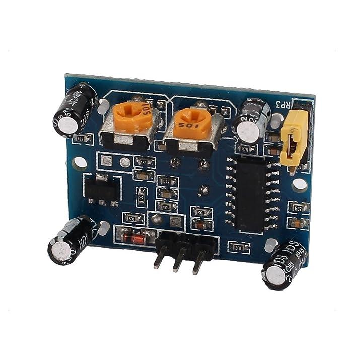 Amazon.com: eDealMax 32mmx24mm Ajustable IR de infrarrojos piroeléctrico módulo Detector PIR Sensor de movimiento: Electronics