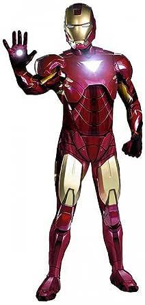Disguise Marvel Men's Iron Man Mark 6 Adult
