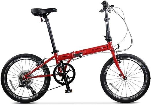 Monociclos Bicicleta Plegable Bicicleta Unisex 20 Pulgadas Rueda ...