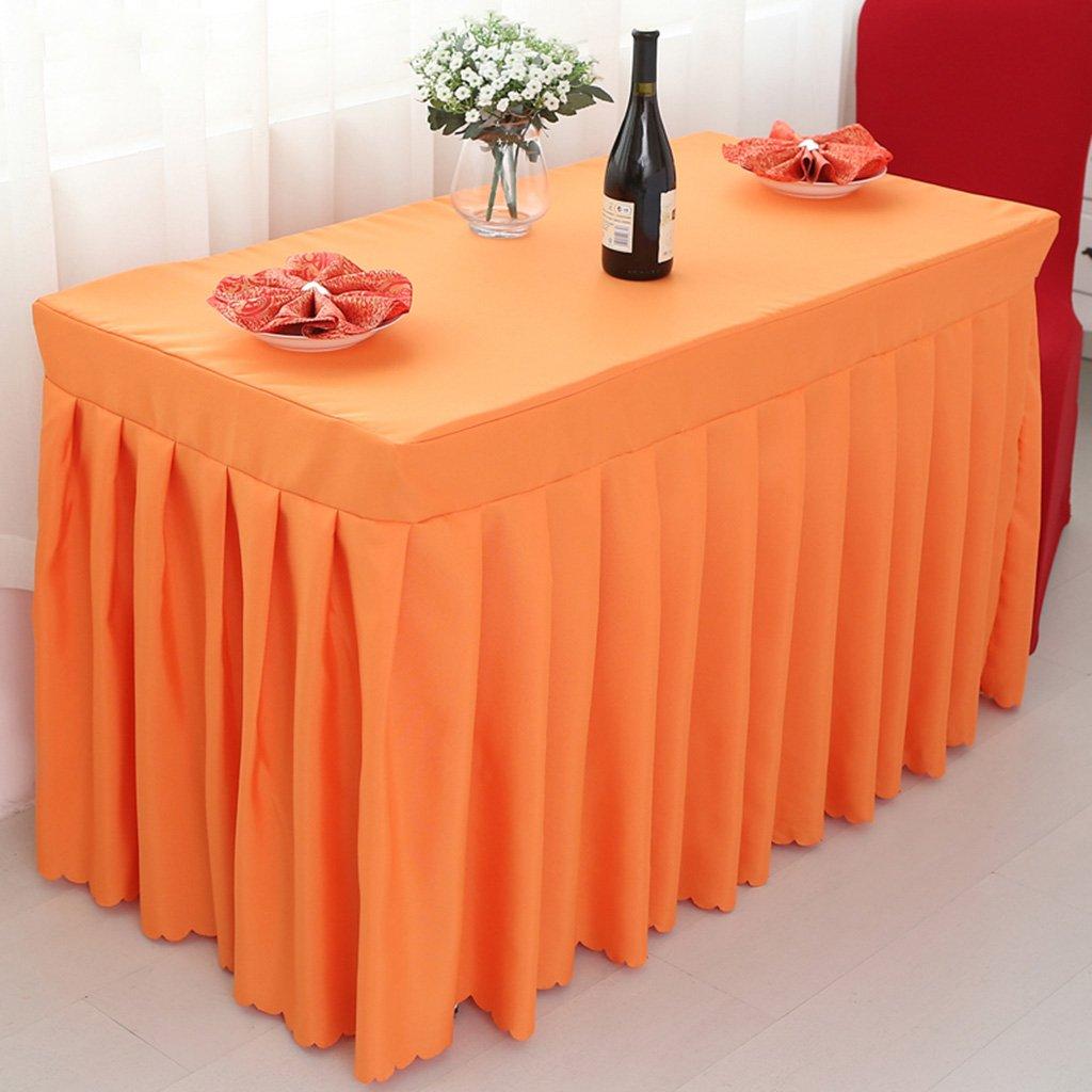 Unbekannt %Tablecloth Tischdecke Tischteppich, Hoteltisch Tischdecke Check-in Tisch Rock Ausstellung Aktivität Mehrfarbiges Tuch Rechteck Tisch Sets blau (Farbe   3 , größe   60  180  75CM) B07G54LQKY Tischdecken Schnelle Lieferung  | Ersc