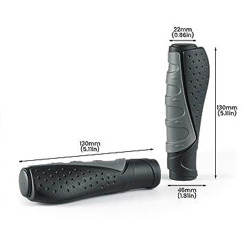 Amazon.com: PRUNUS - Empuñaduras ergonómicas antideslizantes ...