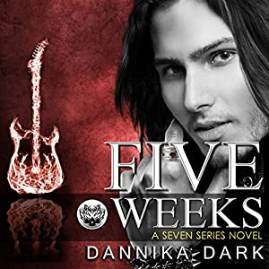 Five Weeks Audiobook