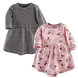 Best Epic Trends 615n7wH0W3L._SS300_ Yoga Sprout Baby Girls' Cotton Dresses