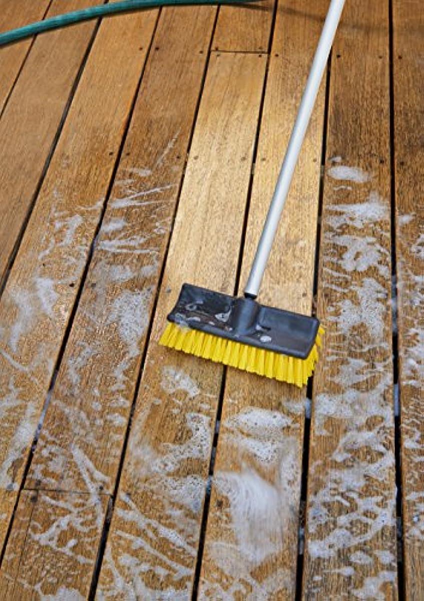 Bi Level Deck Home Design Ideas Pictures Remodel And Decor: Pro. Waterflow Hard Stiff Bristles Boat Wash Bi-Level Deck