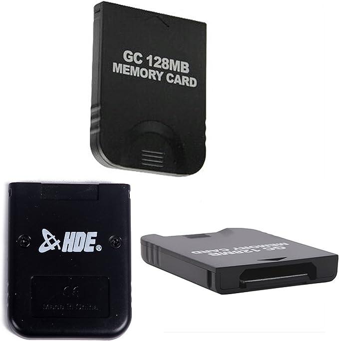 Amazon.com: HDE - Tarjeta de memoria para Nintendo GameCube ...