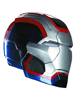 Iron Man 3 / Iron Patriot adult helmet (japan import)