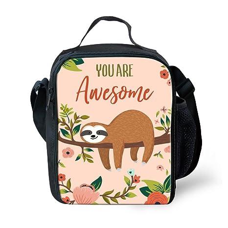 Amazon.com: Coloranimal - Bolsas de almuerzo con diseño de ...
