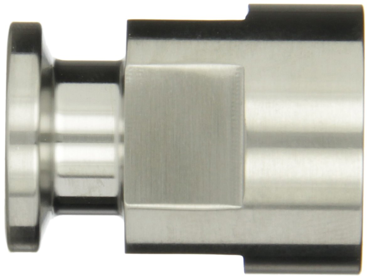 Clamp Adapter Dixon 22MP-R15075 Stainless Steel 316L Sanitary Fitting 1-1//2 Tube OD x 3//4 NPT Female