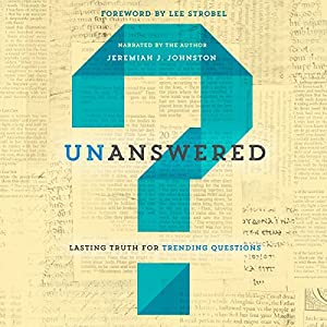 Unanswered Audiobook