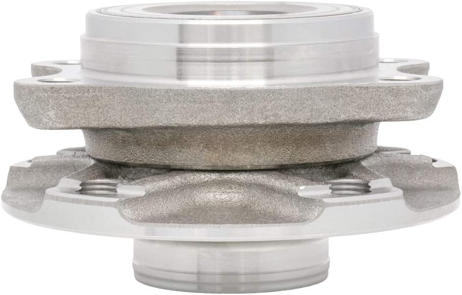A4 Quattro A6 Quattro FRONT Driver and Passenger Side Wheel Hub Bearing Assembly for 2002-2008 Audi A4 2004-2008 Audi S4 2002-2004 Audi A6 950-007 2-Pack 2007-2008 Audi RS4