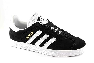 promo code 6a5c5 bbd96 Image Unavailable. Image not available for. Colour  adidas Originals  Gazelle BB5476 Black White Unisex Sports Shoes
