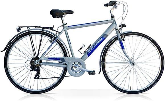 Speed Cross Speedcross City Bike Antares 6 Vel: Amazon.es ...